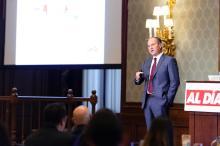 Joseph Dominguez, CEO of ComEdin Chicago. Photo: Manuel Flores