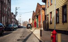 Streets of North Philadelphia - stock photo (Getty Images)