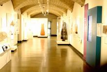 Penn Museum's newest art exhibit is titled, The Stories We Wear.Photo: Jensen Toussaint/AL DÍA News.