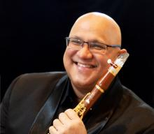 Ricardo Morales will be featured as the principal soloist in Weber's Clarinet Concerto No. 2 as part of the program at the Philadelphia Orchestra set to take place Feb. 21 - 23. Photo: The Philadelphia Orchestra