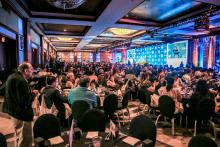 Attendees during the 36th Annual NALEO Conference.Photo: Samuel Navarro