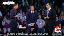 Republican Senator Marco Rubio was the only representative of his party to be part of the conversation with the survivors of the shooting in Florida and with their community. Despite having shown mastery in oratory, Rubio was not able to hide the truth behind politics.