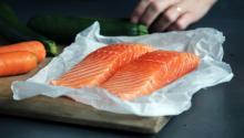 El salmónes rico en histamina.