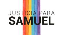 #JusticiaparaSamuel Outrage in Spain over a hate crime.
