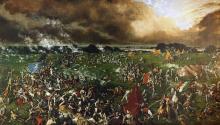 Batalla de San Jacinto. Photo: History.