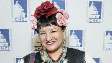 Sandra Cisneros. Photo: Getty Images.