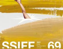 69th edition of the San Sebastian Festival.