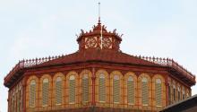 El Mercado de Sant Antoni es uno de los más famosos de la ciudad. Foto: Pixabay