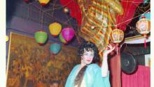 José Sarriá en una de sus actuaciones de la ópera Carmen en el Black Cat. Photo: Q Voice News