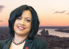 Nina Ahmad announced her campaign for U.S. Congress in November 2017. (Ahmad campaign website)