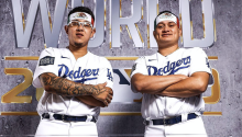 "The ""pride of Nayarit,"" Victor González, and Culiacan, Sinaloa's Julio Urias kept the Tampa Bay Rays at bay. Photo Courtesy: MLB"
