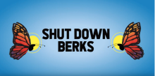 The Fight to shut down Berks County Detention Center continues, after County Commissioners vote to convert the facility into a women's immigrant prison. Photo: Shut Down Berks Coalition Facebook Page