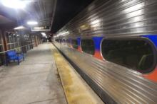 SEPTA lines through Fortuna station will experience delays.