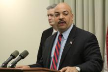 Seth Williams has been in indicted on 21 counts.