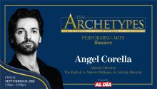 Ángel Corella, Artistic Director of the Philadelphia Ballet,will be a 2021 Ambassador Manuel Torres Award recipient. Graphic: Maybeth Peralta/AL DÍANews.