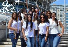 Son Divas, women's salsa orchestra. File image.