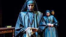 Las lecturas teatrales virtuales se están imponiendo en tiempos de COVID-19. Pero Sor Juana rompe la cuarta pared.