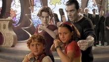 Los Cortez, un clan de espías latinos en la gran pantalla.