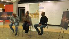 "A trio of Silicon Valley venture capitalists called Cross Culture Ventures use an investment they made together in a hair extension startup called Mayvenn (adressed to Black consumers) to talk about the opportunity for ""culturally-driven"" startup brands and products. Latinos and Black spend 30% more in tech and consumer goods than other communities. Photo: Vimeo"