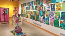 """""""Talisman"""" will be on display at the Allentown Art Museum through Dec. 16. (Courtesy photo)"""