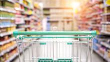 Los grandes supermercados están repletos de alimentos ultraprocesados. Fotografía: Getty