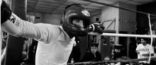 En el ring con Danny 'Swift' García
