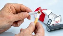 Dejar el tabaco tiene muchos beneficios a largo plazo. Foto: Myriams Fotos