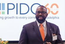 Marc Coleman, the founder and president of The Tactile Group, LLC. The Tactile Group has been a PIDC client since 2014. Photo Credit: PIDC