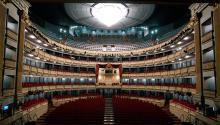 Teatro Real de Madrid (España).