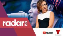 Telemundo's new show on youtube, Radar2020 Photo: Telemundo