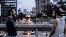 Guatemalan actor Juan Pablo Olyslager had to immerse himself in the protagonist's life drama without ever returning to the surface to take a break.