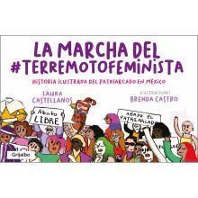 """Cover of the book """"La Marcha del #TerremotoFeminista""""."""
