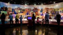El museo afroamericano en Filadelfia. J. Fusco / Visit Philadelphia