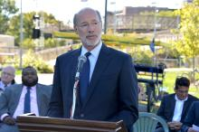 Pennsylvania Governor Tom Wolf. Photo: AL DIA Archives.