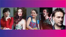 Ximena Sariñana, Monsieur Periné, Natalia Lafourcade, Vetusta Morla, Vicentico.