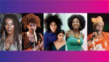 Fotos: Cocha Buika, Esperanza Spalding, Ibeyi, Nidia Góngora y Omara Portuondo