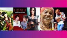 Pascuala Ilabaca y Fauna,Coque Malla (Feat. Iván Ferreiro), Julieta Venegas, PetronaMartinez, Joséan Log.