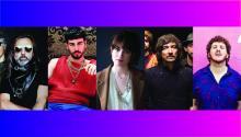 Babasónicos, Conociendo Rusia, María Rodés, Zoé, Dingo Bells.