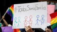 Una mayoría abrumadora dijo 'sí' a la igualdad. Photo: Toronto Star