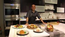 Coa Catering: Fusión latina