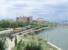 Schuylkill Banks Boardwalk abrirá esta semana