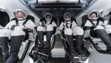 Inspiration4 civilian crew, SpaceX spaceflight
