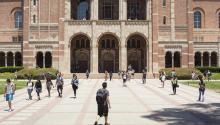 UC Berkeley es el campus más diverso, con más de 3.000 estudiantes hispanos y chicanos aceptados para el próximo curso.Photo: NYT