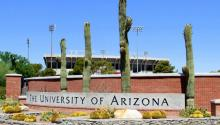 """La univeridad de Arizona en Tucson, AZ, es uno de los campus santuario de EEUU que intentaproteger los derechos de los """"Dreamers"""". Foto: Free Good Photos"""