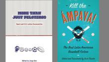 Los atletas y jugadoreslatinos han estadoinfrarrepresentadosen el mundo del deporteen EE.UU. Dos librospublicados en los útltimos años exploran este asunto.