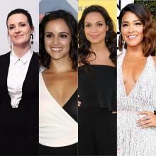 Cuatro mujeres del #TIMESUP