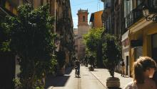 Vale la penavisitar el barrio de Ruzafa, en Valencia. Foto: Alasdair Elmes
