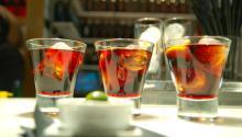 Esta bebida ha revolucionadolasbarras de media España. Foto: Angel Rutherford