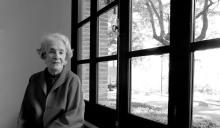 Uruguayan writer Isa Vitale, file image.