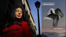Mónica Ojeda, autora de Las Voladoras. Photo: RTVE